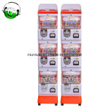 Trois machines de style de couche Coin Toy Capsule Machine distributrice