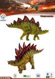 Dinosauro di plastica del PVC del nuovo modello per la decorazione ed il divertimento
