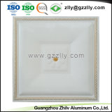 La impresión de Recubrimiento de rodillos de material de construcción de techo de aluminio con el precio de fábrica