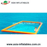 Special Sea Inflatable Swimming pool with Net for Family