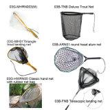 熱い販売法のハイエンド木のネットのマスのみょうばんのネットのはえのたも網は適用範囲が広いデザインサポートMOQをカスタマイズする