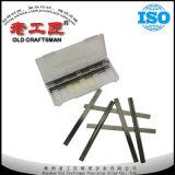 C1 tipo do tungstênio reversível da faca do Woodworking carboneto cimentado