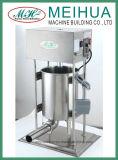 prix d'usine chaud en acier inoxydable de la saucisse de remplissage électrique commerciale