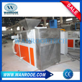 Tecnologia nova película de plástico apertando a secagem da máquina de granulação