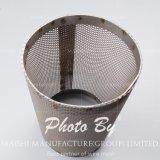 Cestas de filtro de acero inoxidable