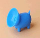 Drôle de Sucker cochon porte-Téléphone Portable Stand en silicone