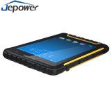8 Tablet Industriële PDA van 6.0 Systeem van kernen cpu de Androïde Handbediende Ruwe IP67