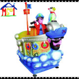Cartoon Bika Amusement Park Machine de jeu d'enfants kiddie ride