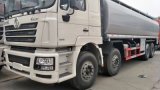 30000L de Tanker van de Benzine van de Tankwagen van de Brandstof van de Vrachtwagen van de tanker 8X4