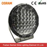 Mercado que lleva la luz de conducción del punto de Osram 168W 8.5inch LED (GT1015-168W)