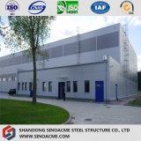 Estructura de acero prefabricados industriales baratos Almacén agrícola en venta