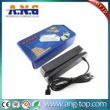Leitor de cartão magnético das trilhas do USB 3
