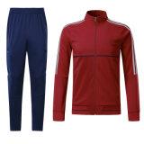 Vestito di pista degli uomini, tuta sportiva di inverno degli uomini/disegno di modo