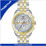 工場価格の西部のカスタムロゴデザインの商業腕時計