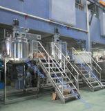 Serbatoio d'emulsione del miscelatore dell'acciaio inossidabile con l'omogeneizzatore mescolantesi