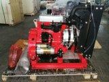 De Pomp van de Motor van de brand door Isuzu wordt aangedreven die