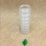 le choc multicouche transparent huit de picoseconde du plastique 10g dans un cogne