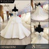 Nouveau style de qualité supérieure de la Chine Custom Made robe de mariée OEM pour les filles