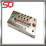 Pezzi meccanici lavorati CNC di CNC di abitudine del tornio del metallo di precisione