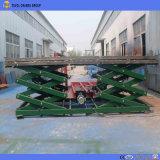 Equipements de garage 4tonne 1700mm à 4 postes de levage pour la vente de voiture