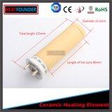 230V 3300W rundes keramisches Heizelement mit Glimmer-Gefäß