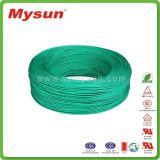 UL3122 Gevlechte Kabel van de Draad van het silicone de RubberGlasvezel