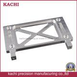 Piezas que muelen modificadas para requisitos particulares del CNC del acero inoxidable de la alta precisión