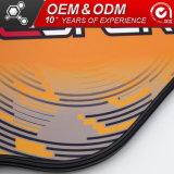Diseño personalizado de fibra de vidrio Pickleball Deportivos Paddle grafito