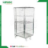 Recipiente Demountable da gaiola do rolo de armazenamento do metal