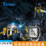 UTV parte a luz de trabalho do ponto da mineração do diodo emissor de luz do CREE de 12V 27W