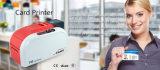 대량 순서 박판으로 만들어진 공백 카드 재 인쇄할 수 있는 플라스틱 ID 카드 인쇄 기계