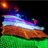 Для использования вне помещений Рождество фонари светодиодный индикатор сетки для свадебной церемонии
