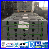 Herraje de esquina de envase del bastidor del estándar de la ISO 1161