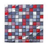 Foshan-Mischungs-Farben-Kristallglas-Mosaik-Fliese für Großverkauf