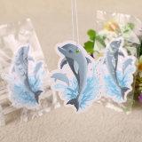 Aroma de mar Diseño Delfín papel colgantes Ambientador (YH-AF316)
