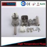 Enchufe eléctrico de alta temperatura del precio de fábrica