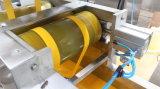 Y de alta temperatura normal de elevación de carga Webbings teñido y acabado de la máquina