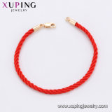 75553 Xuping мода украшения 18K Gold браслет