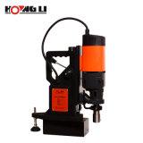 Hongli 78mm 휴대용 자석 교련 기계 0-550rpm까지 7800e에 의하여 사용되는 강철 플레이트 자석 교련 1880W