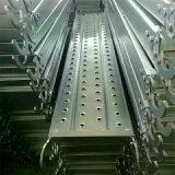 Andamio tradicional para la fábrica del edificio de la construcción en China