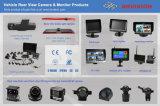 Sistema de Vigilancia de bus/7 pulgadas TFT Monitor / Cámara domo