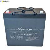 Batteria profonda del AGM del ciclo 12V200ah Akkumulators dei totalizzatori solari approvati di IEC