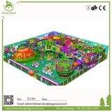 Equipamento interno engraçado personalizado do campo de jogos das crianças por atacado