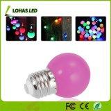 Lohas ультрафиолетового фонаря 1.5W E27 крошечных G14 шарик лампы для елки украшение дома оформление