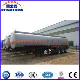 Топливо 3 Axles/нефть/сырая нефть/тепловозный топливозаправщика трейлер Semi с немецким подвесом