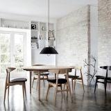 (SL8121) Cadeiras de jantar de madeira modernas para a mobília do café do restaurante