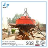 capacidad de elevación 1000kg del fabricante del electroimán de los desechos