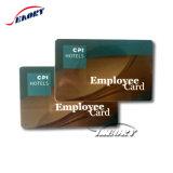 Impressão personalizada do leitor de Smart Card ID do cartão de visitas