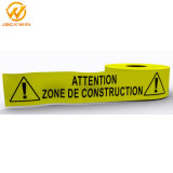 Fita amarela CAUTION, Fitas reflectoras de aviso de perigo