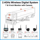 4CH drahtloser Multi-Kamera 7 Zoll Infrarot2.4ghz Installationssatz mit Cer